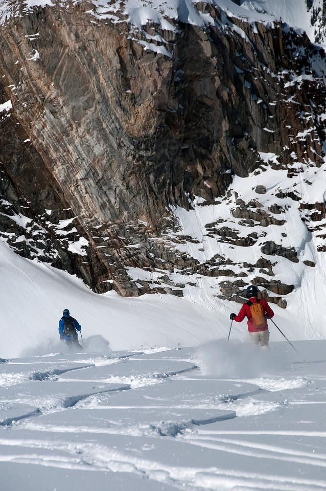 Skiing Buffalo