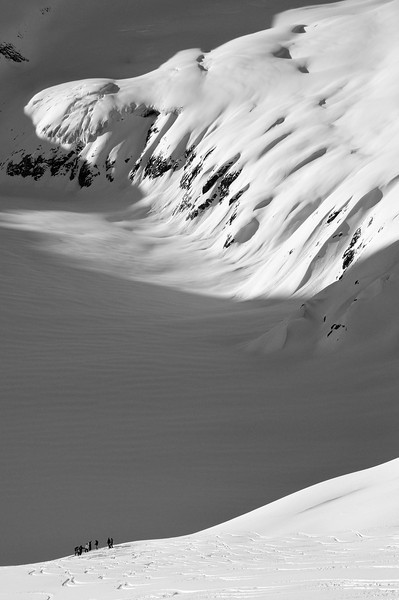 Skiing McCarthy