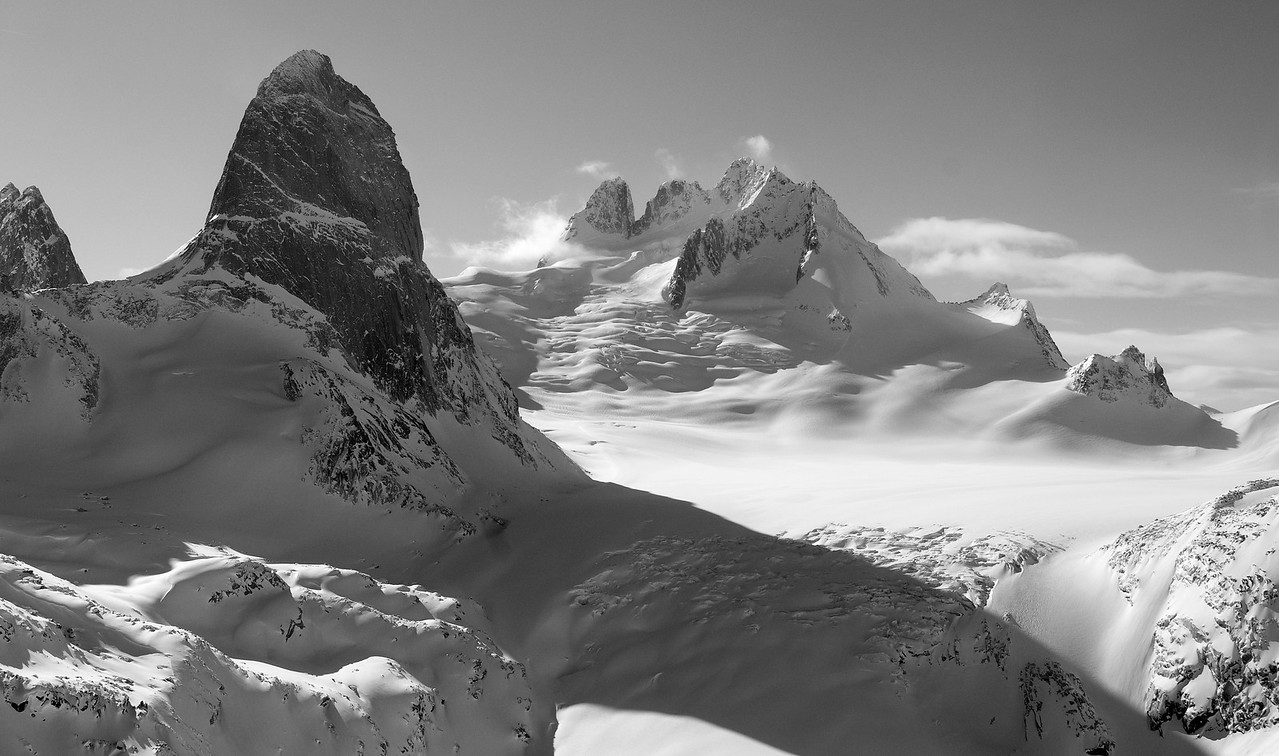Vowell Glacier and Spires