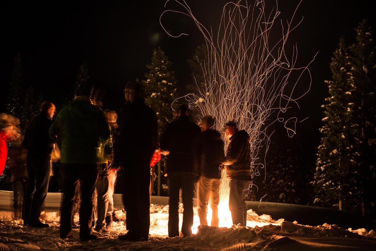 Night Fire