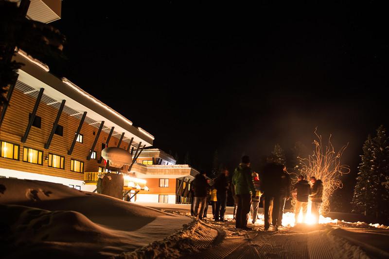 Bugaboo Bonfire