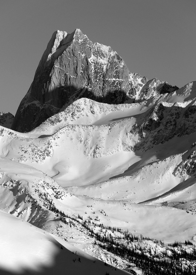 Bugaboo Spire from BWR