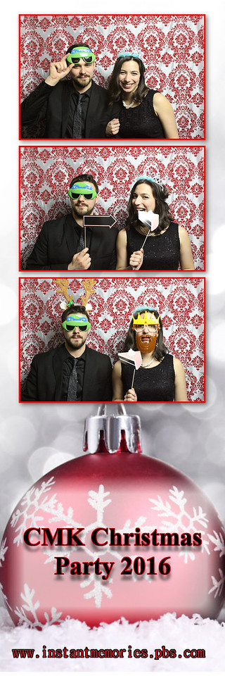 CMK Realty Holiday Party 2016