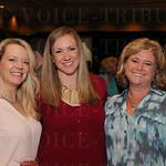 Lisa Homer, Emilie Knieriem and Michelle Morris.