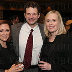 Louisa and Matt Kleinert, Ellen Moore.