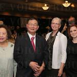 Fu-Mei Tsai, Dr.Tsu-Min Tsai, Sharon and Louisa Kleinert.