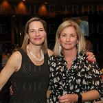 Elizabeth Kircik and Robyn Carsten-Kane.