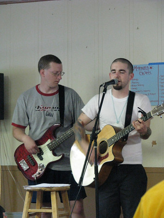 Middle school Camp '08