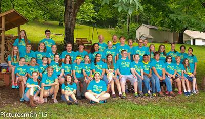 Junior Camp '15