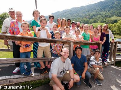Trailblazers Camp '15
