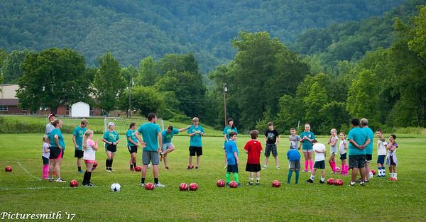 Soccer Camp II & III '17