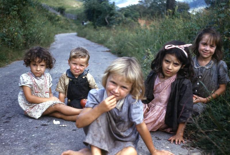 1947 Miles Orphans