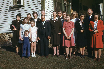 1947-48 Sand Springs Saturday Class