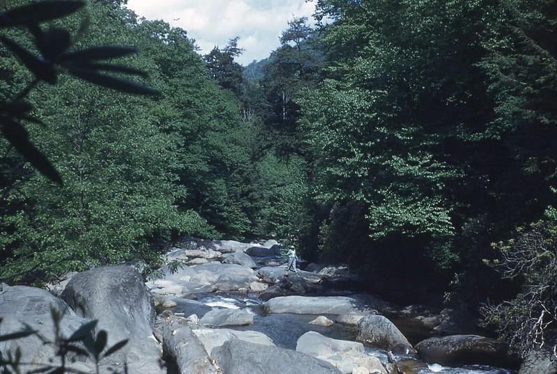 1947 Smokies River