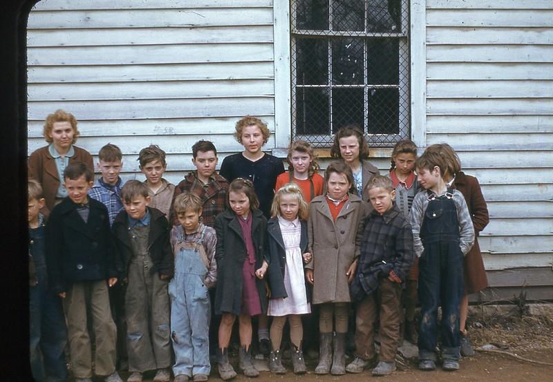 1947 Steep Rock School
