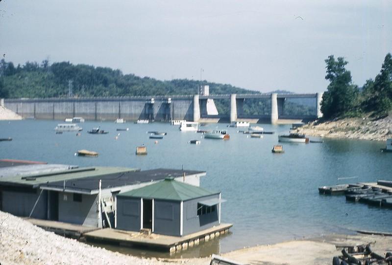 1948 July Norris Dam