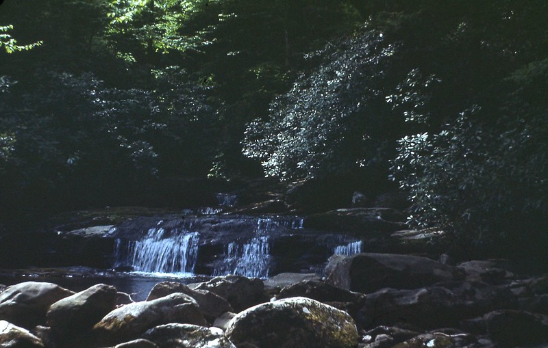 1948 Smokies Chimney Trail