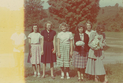 Summer 1948 - Intermediate DVBS Stickleyville