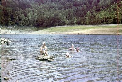 1948 Outing at Norris Lake