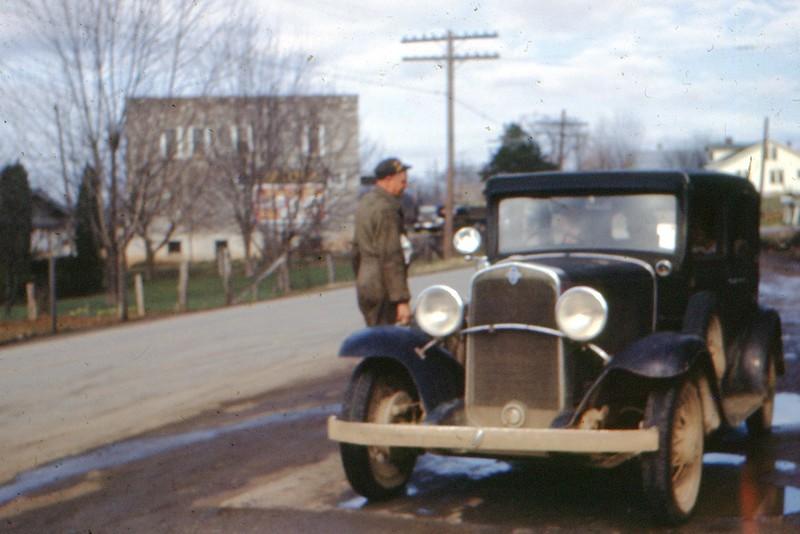 """1948 """"Shasta"""" 1931 Chevrolet"""