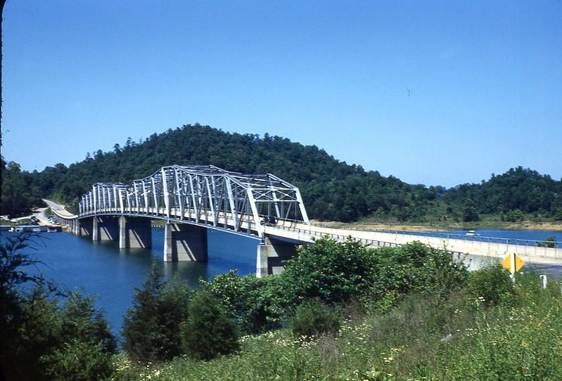 1949 Bridge over Clinch River, TN