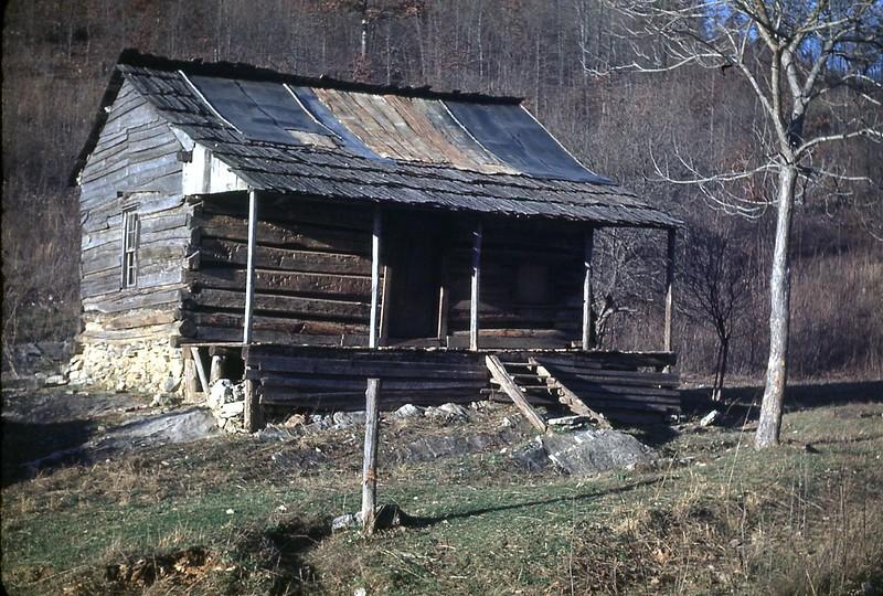 1949 Barney Collin's House