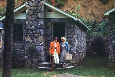 1949 Cabin at Gatlinburg