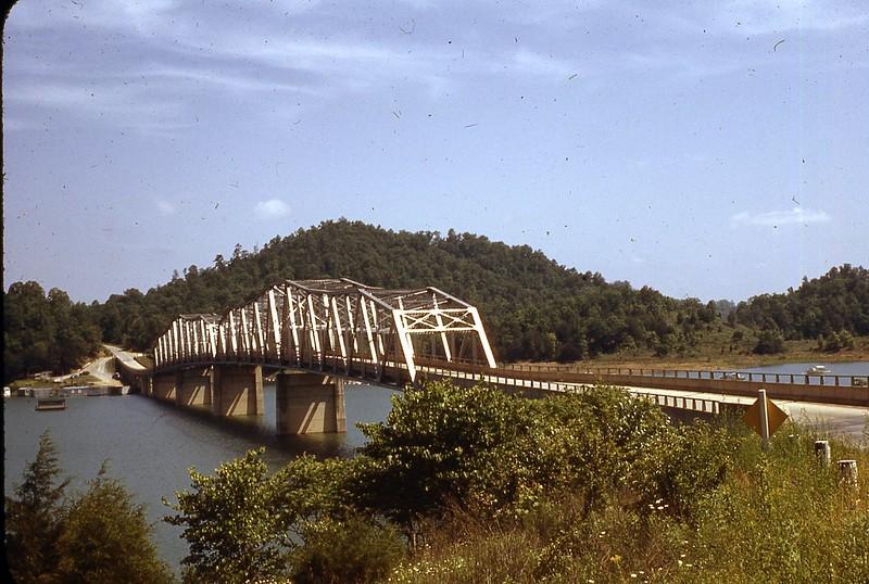 1949 Bridge Clinch River