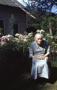 1949 Mrs. Woodard