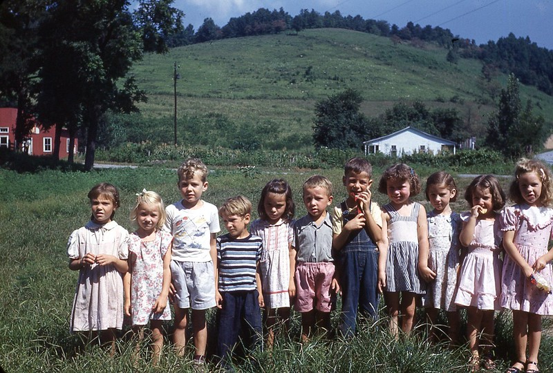 1949 Begginers at Stickleyville DVBS