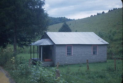 July 1950 - Ruth's House