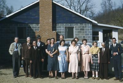 April 1950 - Day of Prayer at Mt. Washington Community Center