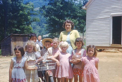 1951 - June DVBS Sheepshank Primary