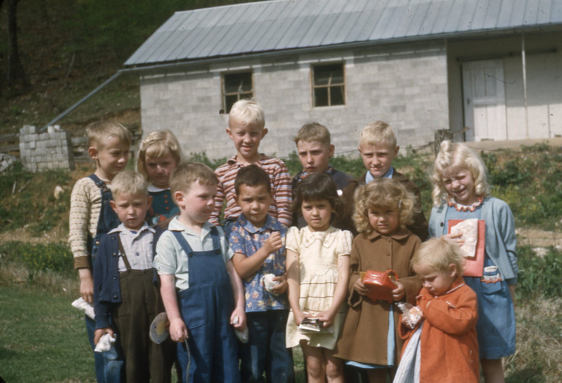 April 1951 - Larimer Saturday Class Primary Children