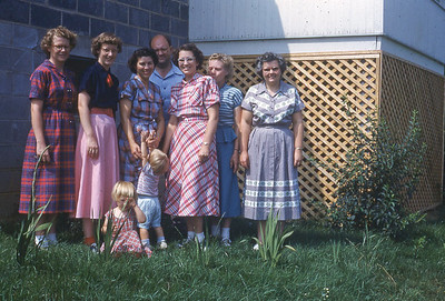 June 1951 - Covenant Mountain Mission Staff