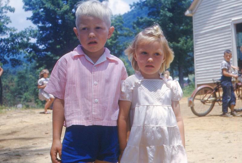 1951 Sheepshank - Timmy and Margaret Bledsoe