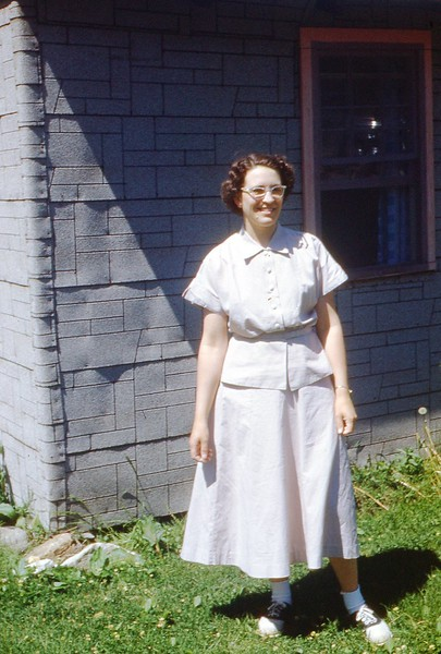 1951 May - Ethel Iverson