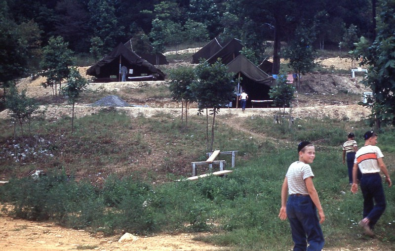 1951 August Tents - Camp Homes
