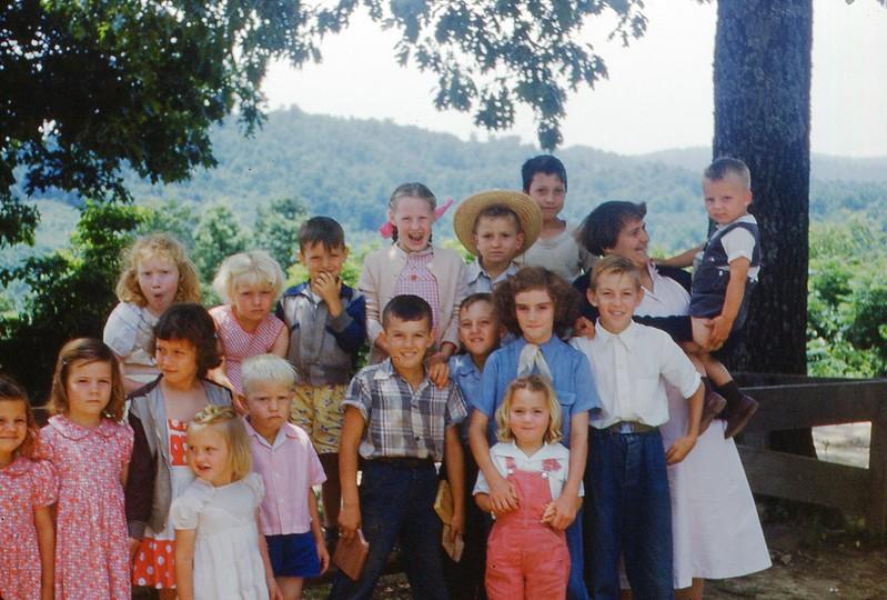 1951 - June DVBS Sheepshank
