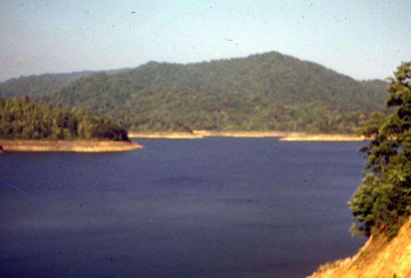 1952 - Fontana Lake