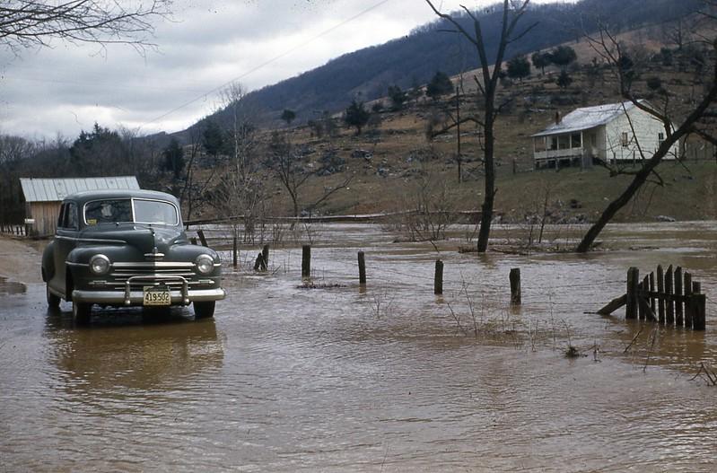 1953 - Flash Flood
