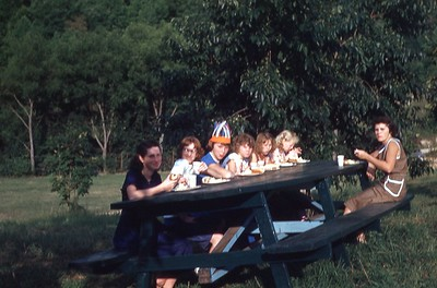 1953 - Girls Picnic