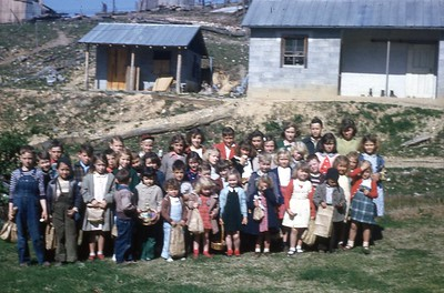 1953 - Sand Springs and Larimer Saturday Class