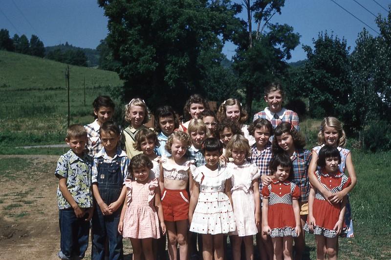 1954 - Stickleyville DVBS