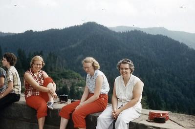 1954 - In Smokies
