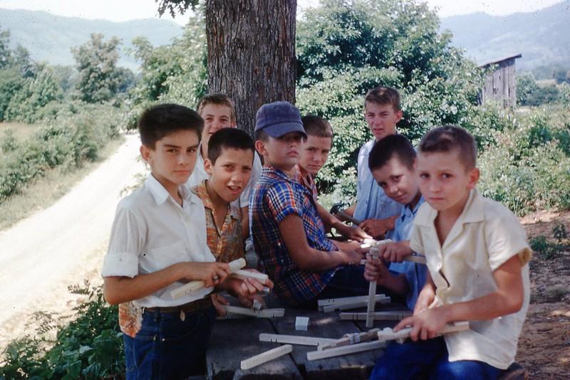 1954 - Sheepshank DVBS - Boys Craft