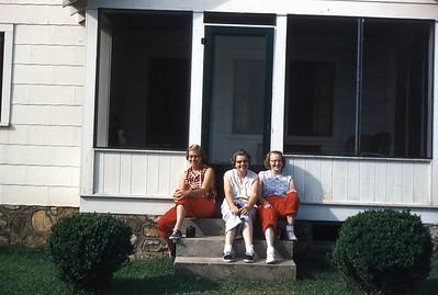 1954 - Cabin at Gatlinberg
