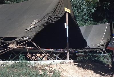1954 - Camp Tents