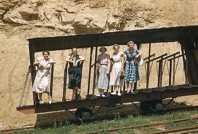 1955 Bonnie Blue  Mines