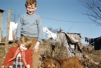 1955 Mackie & Phyllis Collins